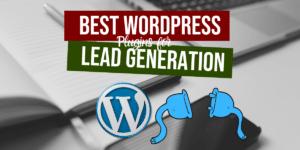 wordpress plugin for lead generation