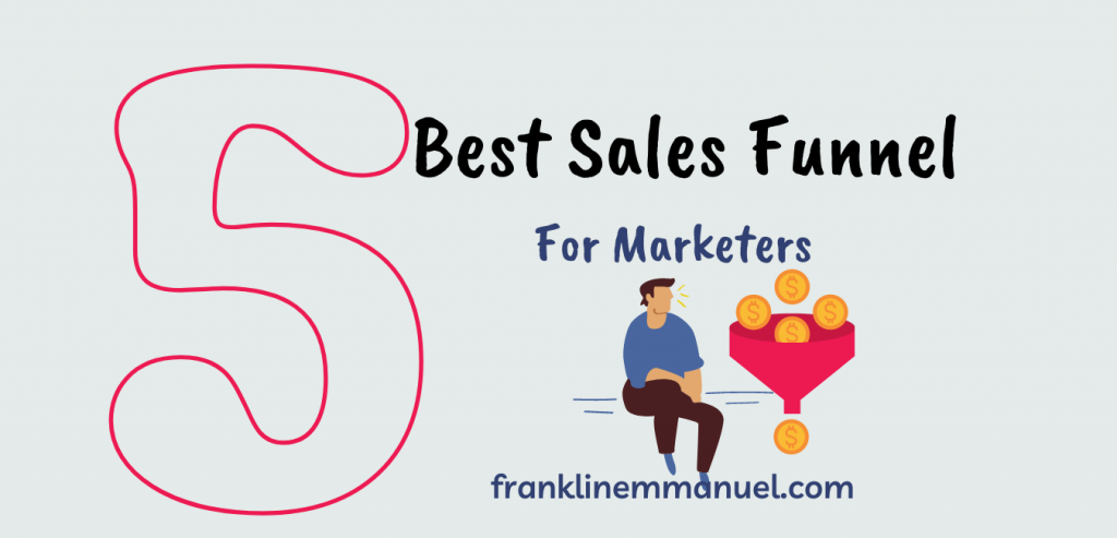 Top 5 Sales Funnel Software Tools For Marketers In 2021