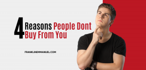 4 reasons people dont buy from you - copywriting tips