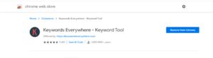 best chrome extension keyword everywhere