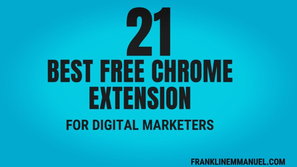 best free chrome extensions featured