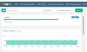 best tools neede for affiliate marketing keysearch