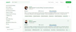 best work from home jobs online translator