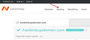 how to buy the best cheap web hosting namecheap hosting