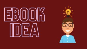 how to write an ebook fast ideas