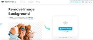 remove background online free bg