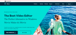 the best free screen recording software filmora
