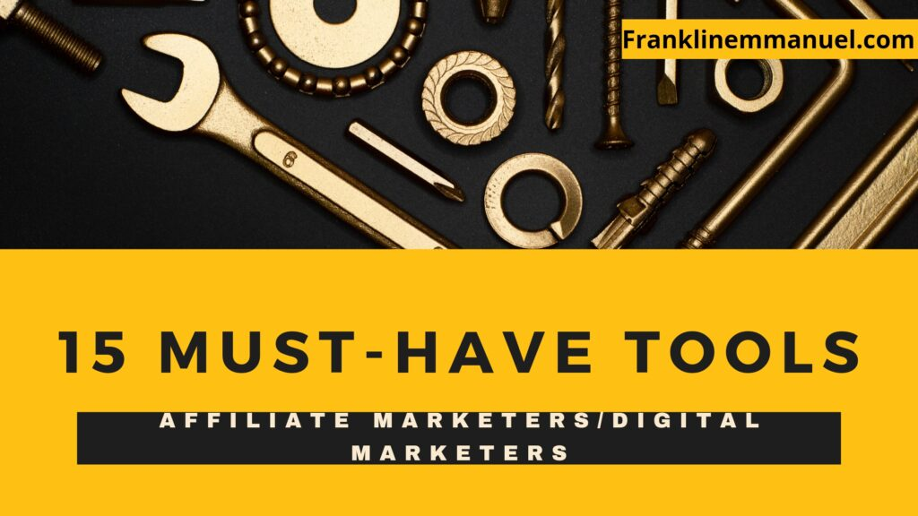 tools needed for affiliate marketing featured
